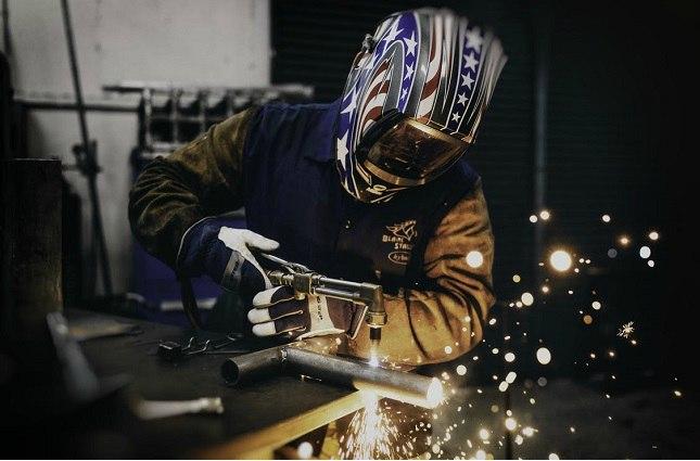 Steel Welder