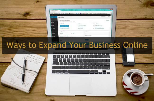 9 Ways To Expand Your Business Online Mind My