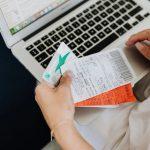 Pay off Debit Card